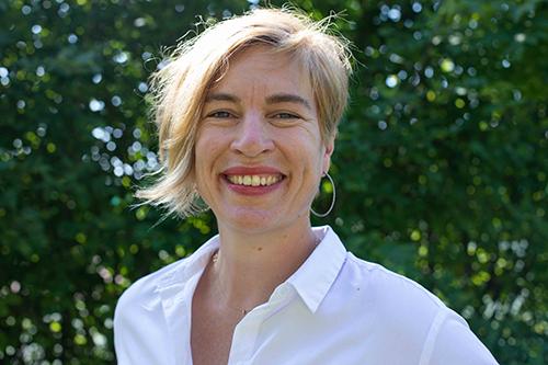 Sara Davidsson, hållbarhetschef Midroc Europe